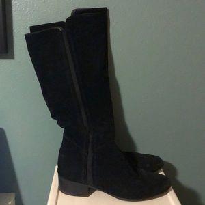 Knee-high Steve Madden boots